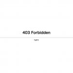 403Forbiddenエラー解決法